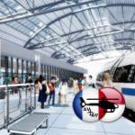 Связать аэропорт «Рига» с Rail Baltica хотят пять международных бюро. За 2 миллиона евро