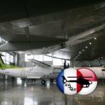 «airBaltic» plāno pilnībā atteikties no turbopropelleru lidmašīnām