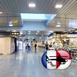 Līdz ar jauno Ziemeļu piestātni lidostā cer palielināt tranzīta pasažieru skaitu