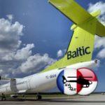 airBaltic в мае начнет полеты между Ригой и Лиепаей